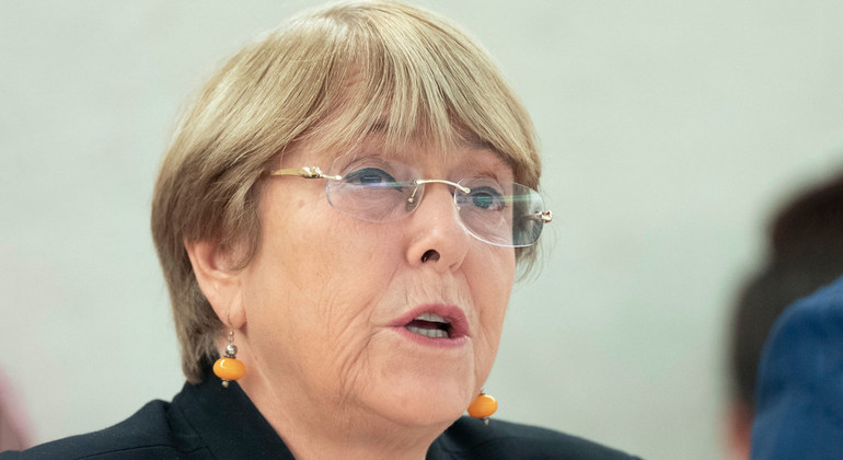 Latin America rights groups face growing threats, attacks: Bachelet