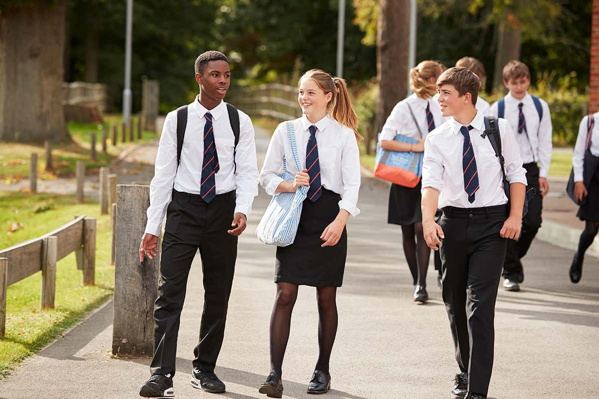 Older children in the year group are more popular than younger peers