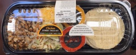 The Kroger Co. is Voluntarily Recalling its Chicken Street Taco Kit Due to Undeclared Egg
