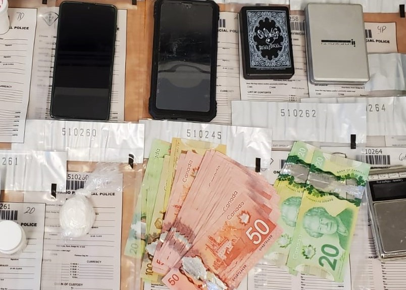 2 arrested after cocaine, fentanyl seized from City of Kawartha Lakes residence: OPP
