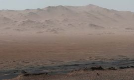 Clays found in Martian crater hint that the planet was once habitable