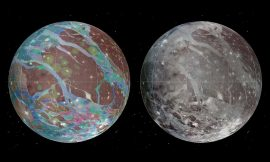 NASA is about to visit Ganymede for the first time in two decades