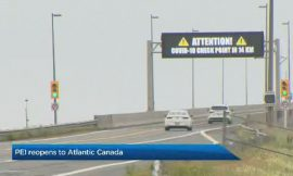 'Optimism in the air': Prince Edward Island reopens to Atlantic Canada