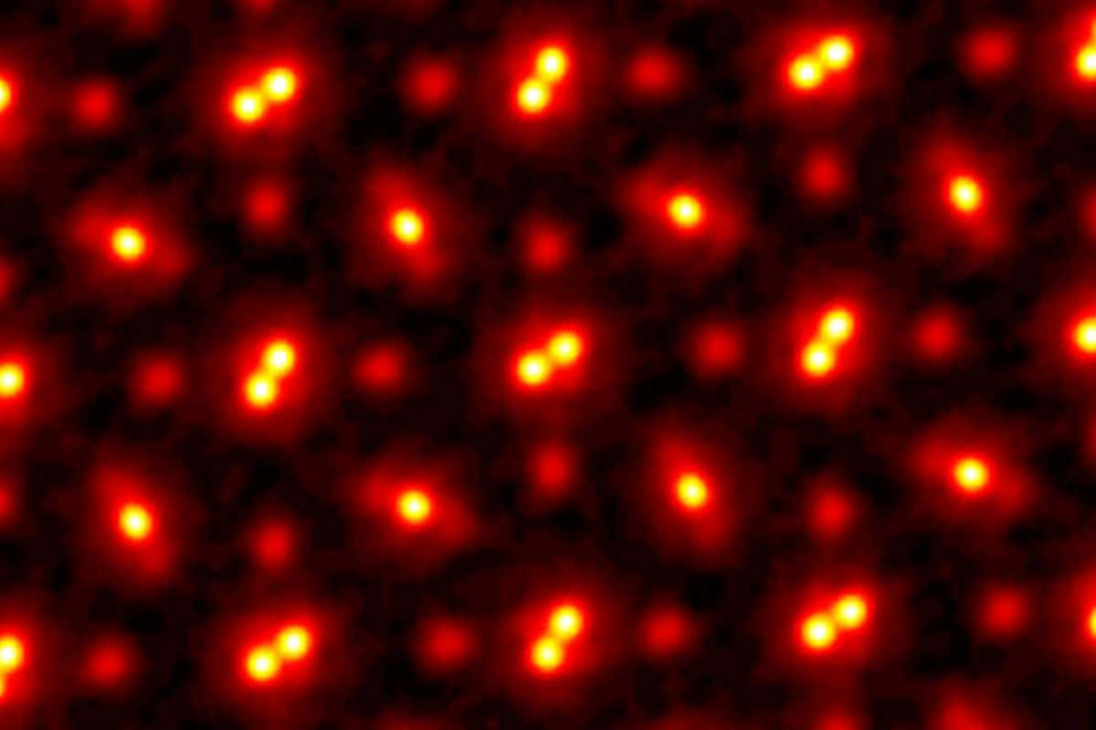 This is the most detailed look at individual atoms ever captured
