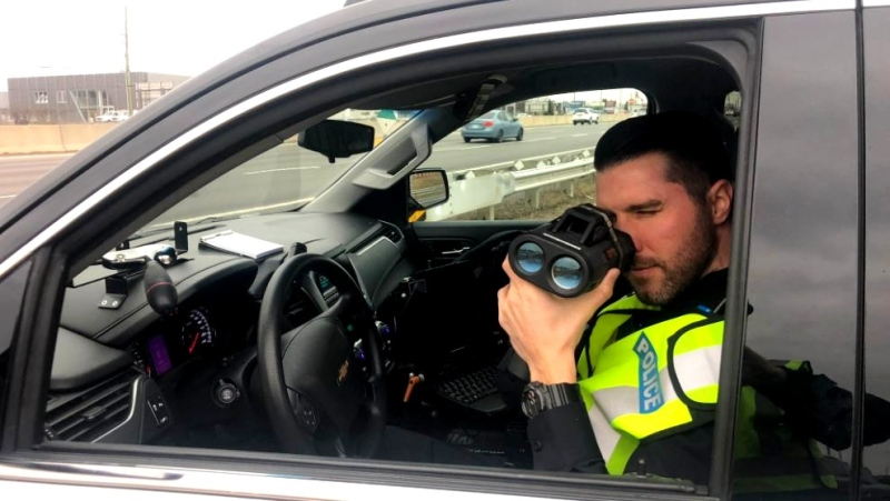 Drivers in Ontario will now be slapped with stunt driving charges at lower speeds