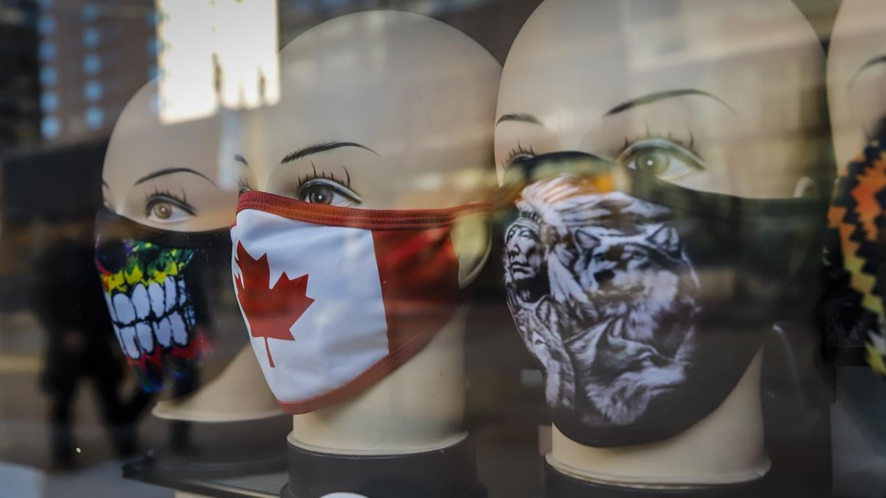 'Free of the mask': Businesses taking cautious approach to Alberta's full reopening