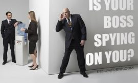 Is your boss spying on you?