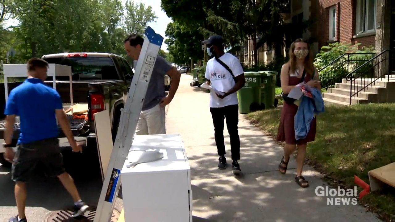 Moving day in Quebec leaves hundreds of people homeless again amid growing housing crisis